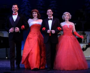 White Christmas Musical.Bright Dancing And Songs Almost Save White Christmas