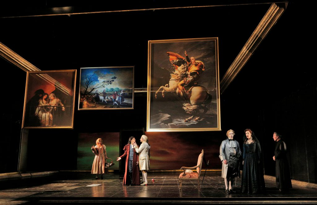 "Scene from San Diego Opera's ""Don Giovanni"" [photo (c) Cory Weaver]"