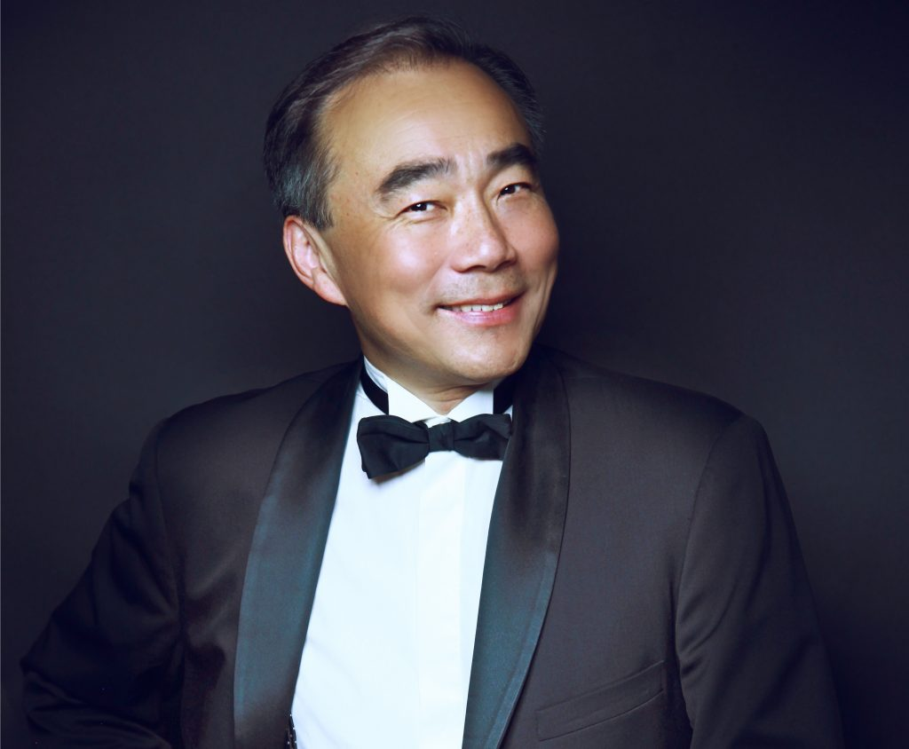 SummerFest Music Director Cho-Liang Lin [photo (c) Sophie Zhai]