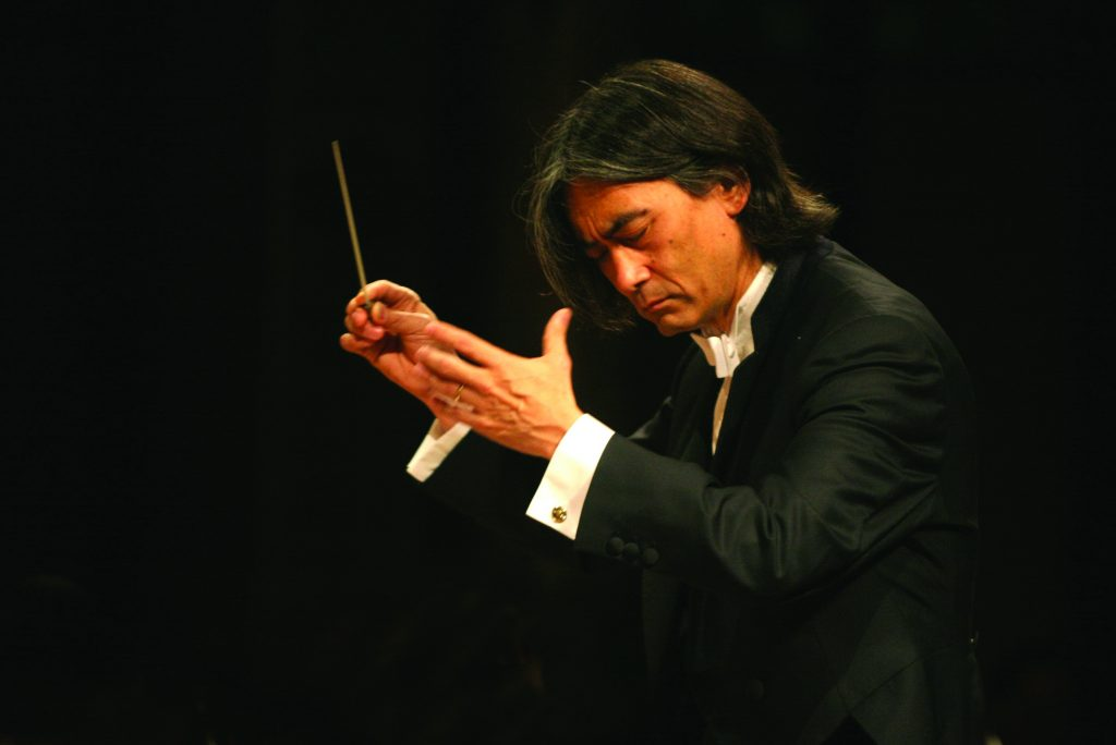 Kent Nagano [photo courtesy of the performer]