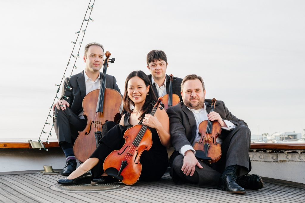 The Hausmann Quartet Unleashes Humor and Profundity in Haydn