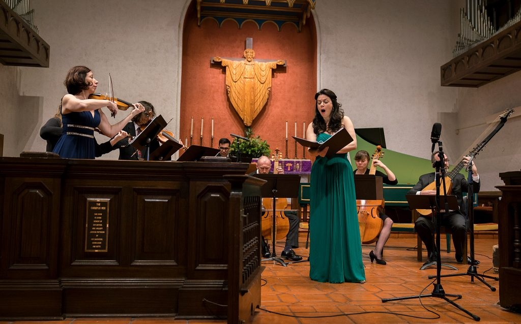 Teutonic Treasure: Bach Collegium San Diego Plays the German Masters Before J. S. Bach