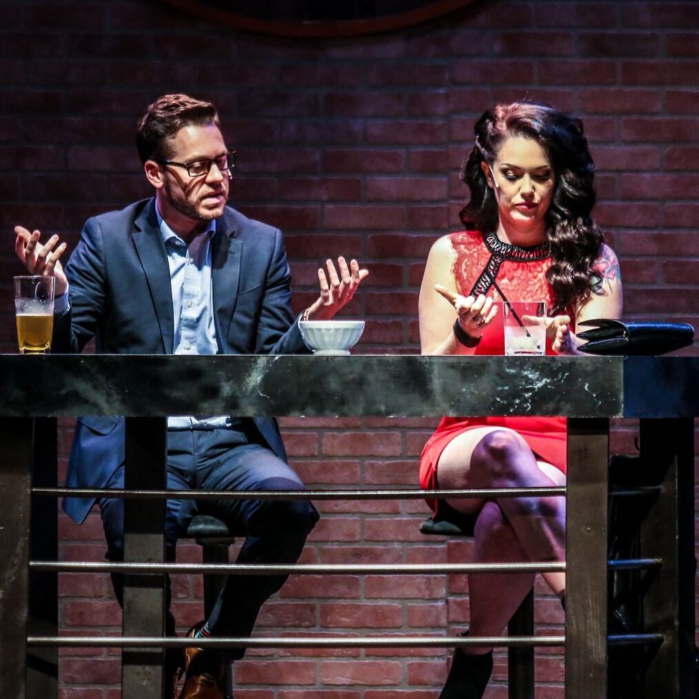 First date the musical in Melbourne