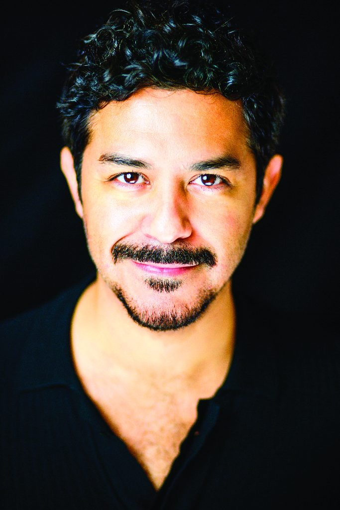 Temptations of a Rising Tenor: Jesús Garcia Tells All