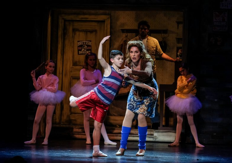 'Billy Elliot' Gets Gritty, Heartwarming Revival at Spreckels—And a Star is Born