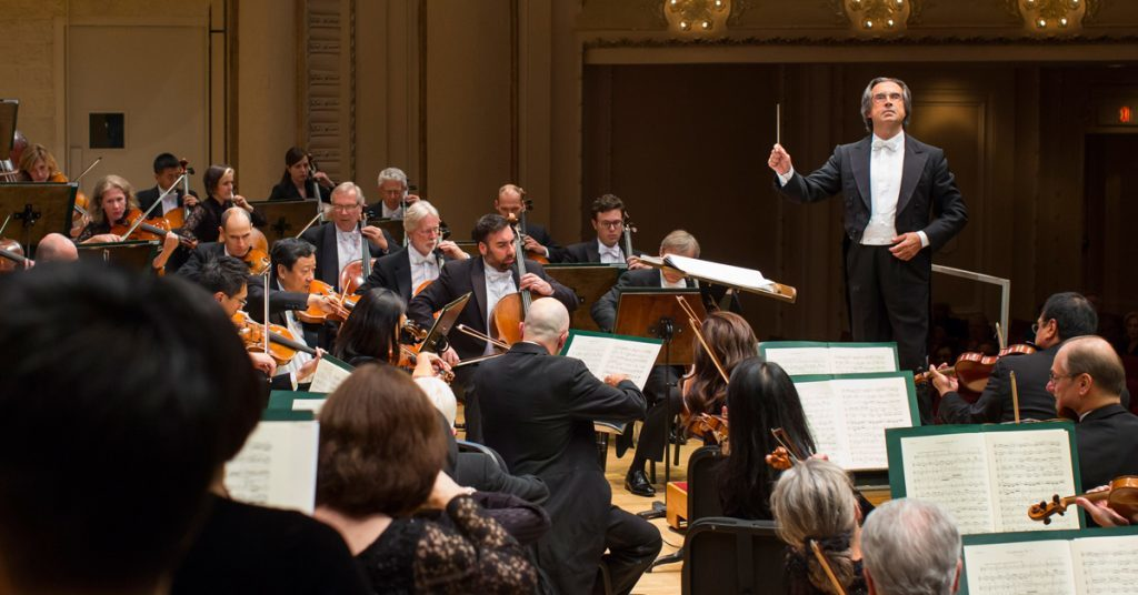 Riccardo Muti and the Chicago Symphony Continue to Set the Standard